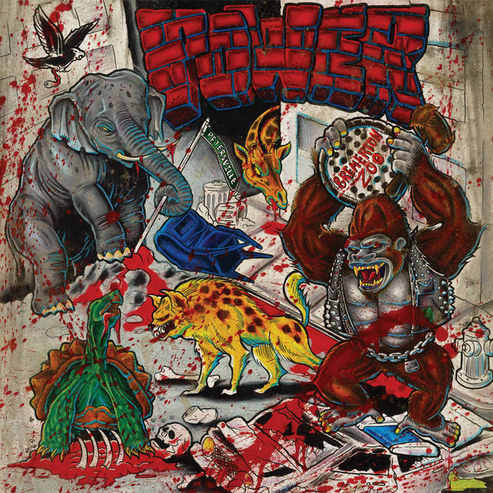 Bremerton Zoo cover art