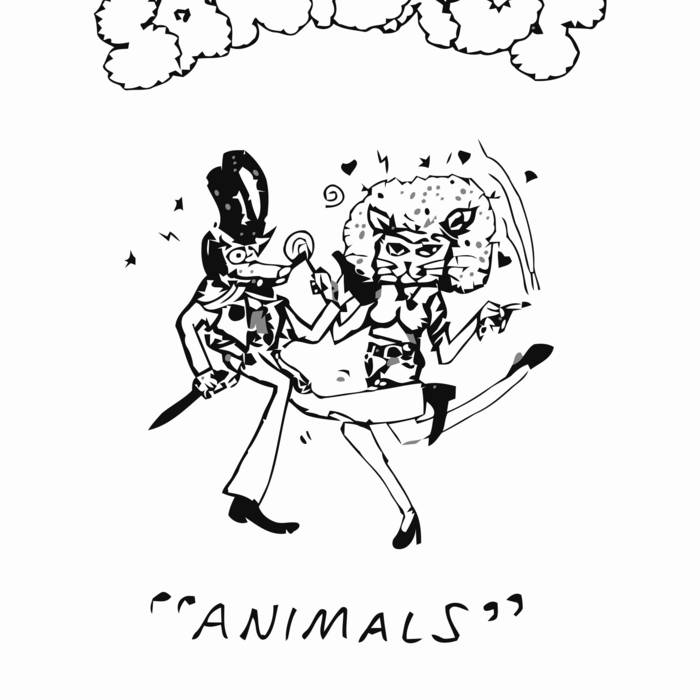 ANIMALS cover art