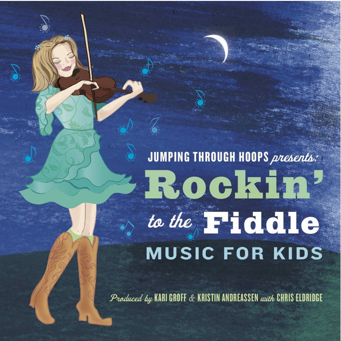 Rockin' to the Fiddle cover art