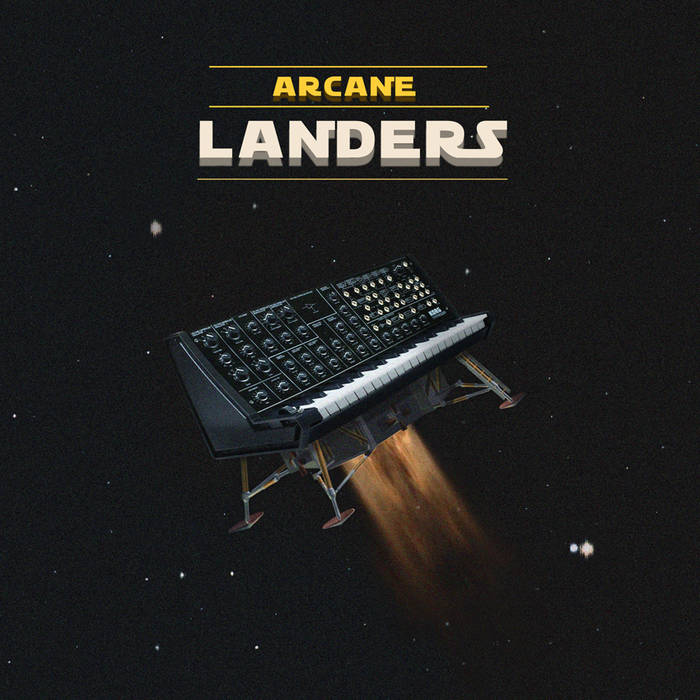 Landers cover art