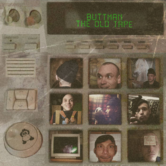 Buttman - The Old Tape cover art