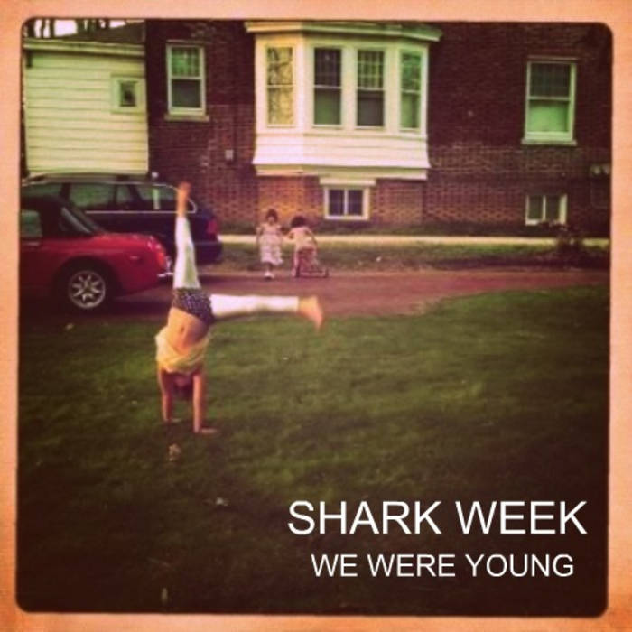 We Were Young (EP) cover art