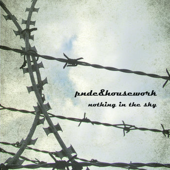 NOTHING IN THE SKY cover art