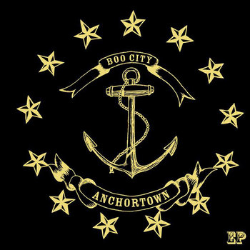 AnchorTown EP cover art