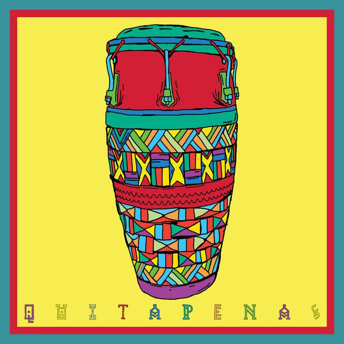 QUITAPENAS cover art