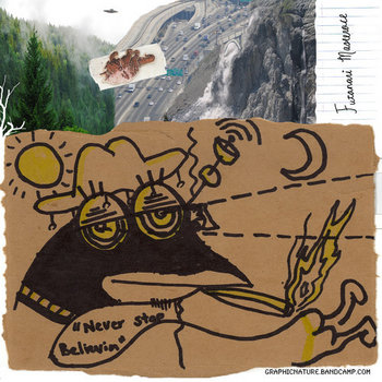 Never Stop Believin' cover art