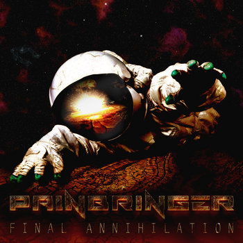 Painbringer - Final Annihilation cover art