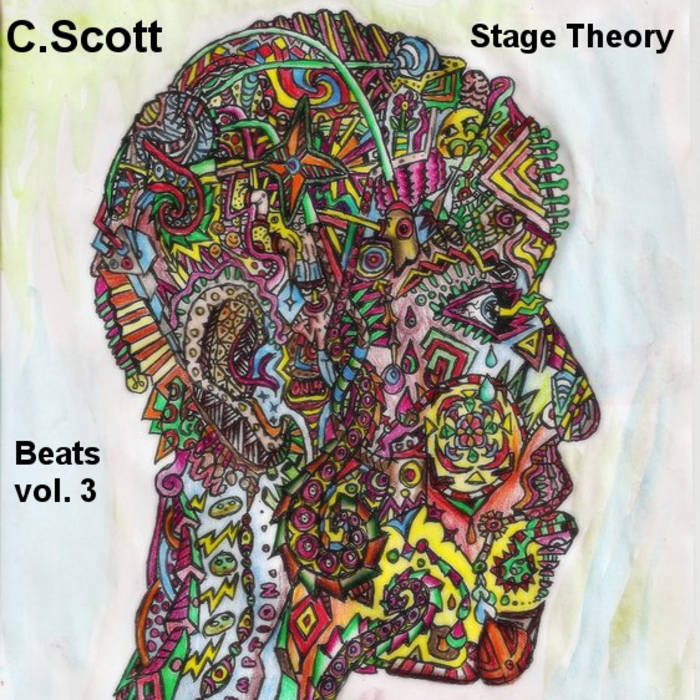 Stage Theory (Beats vol. 3) cover art