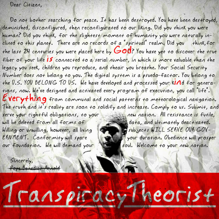 Transpiracy Theorist cover art