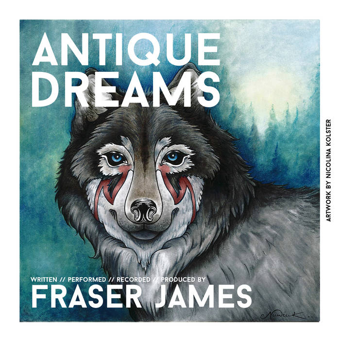 Antique Dreams cover art