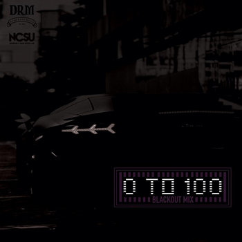 0 to 100 Blackout Mix cover art