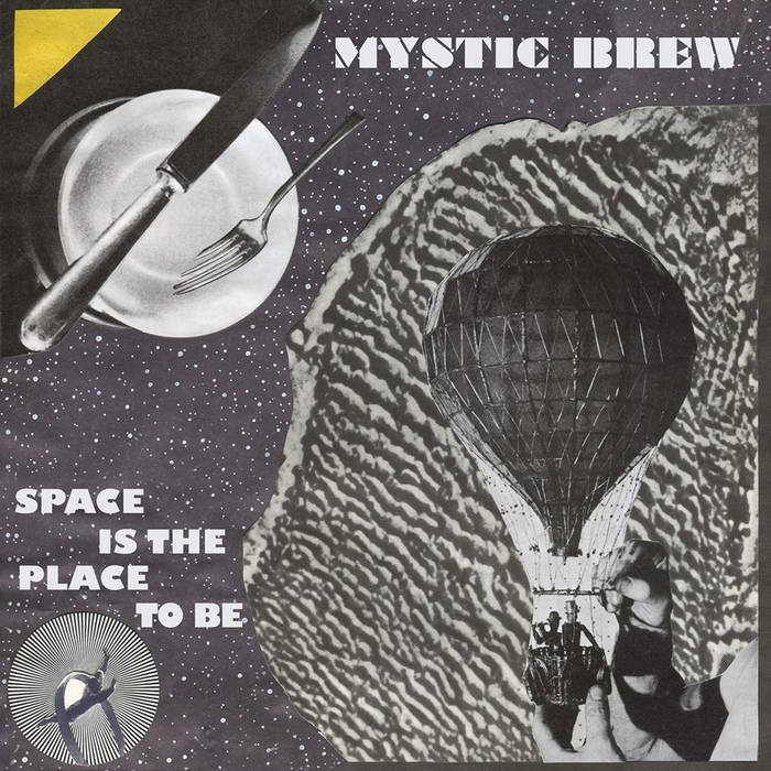 Space Is The Place To Be cover art