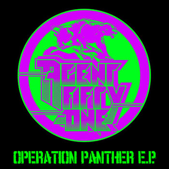 Operation Panther E.P. cover art