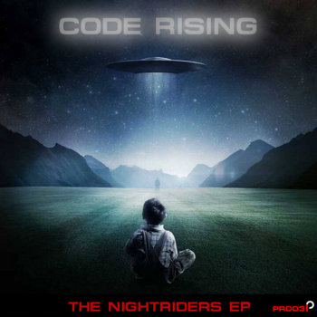 The Nightriders EP cover art