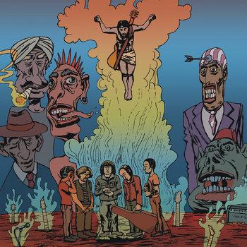 Riki Riki Tave y La Banda Misteriosa Vol. 5 (2014) cover art