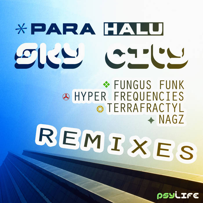 Remixes I: Sky City cover art