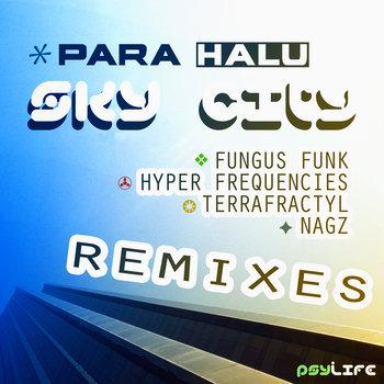 Remixes I: Sky City cover art