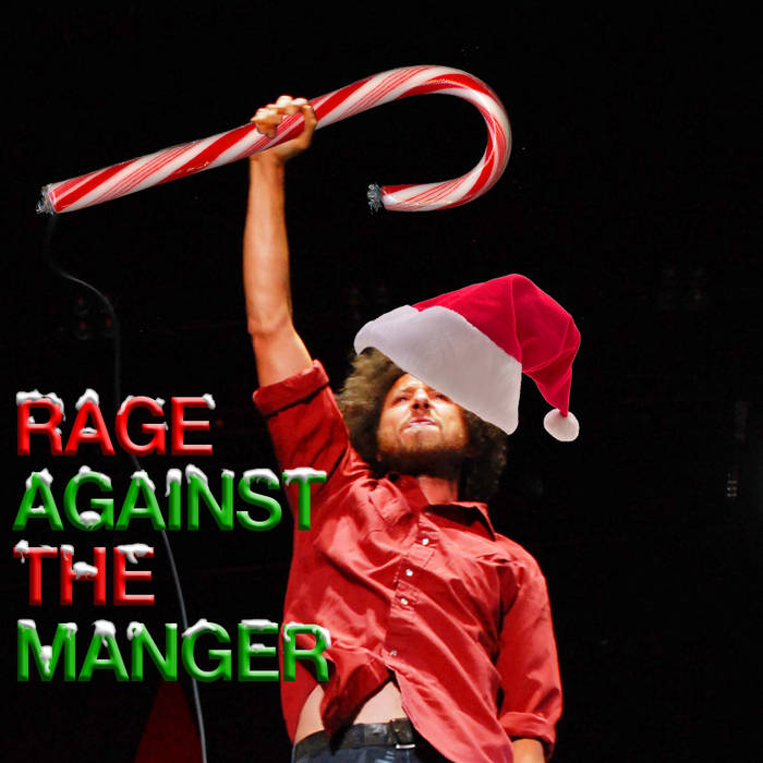 Rage Against The Manger cover art