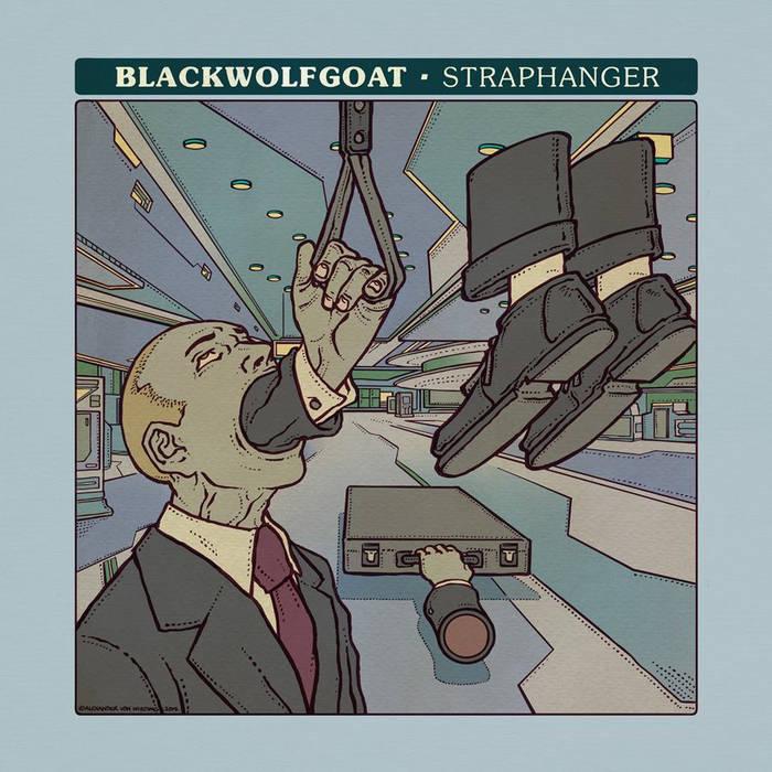 Straphanger cover art