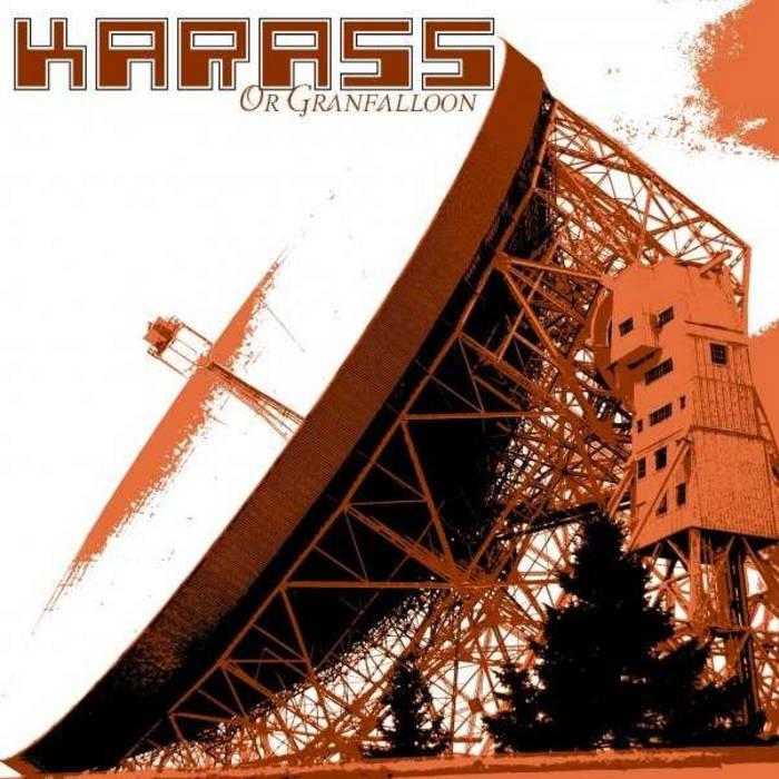 Or Granfalloon (LP 2009) cover art