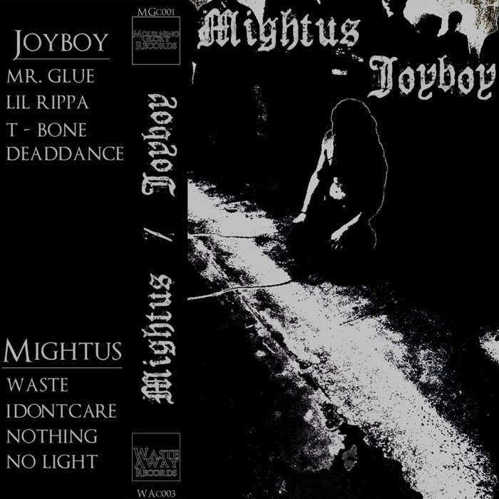 Mightus / Joyboy Split cover art