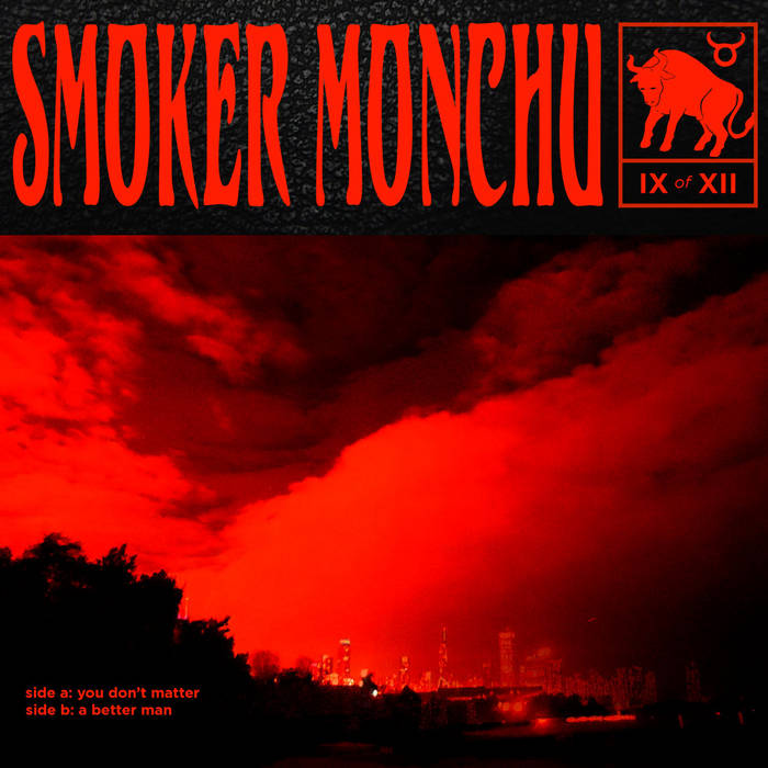 Monchu IX cover art