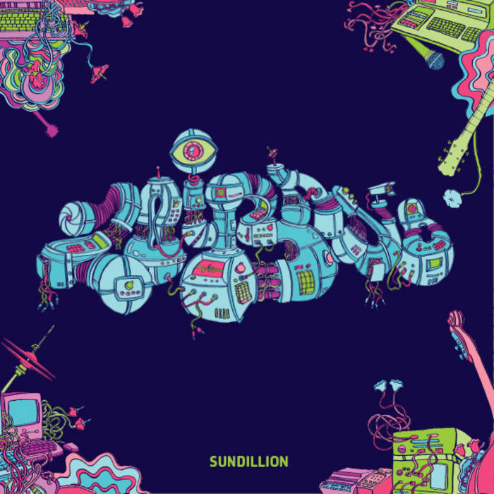 Sundillion EP cover art
