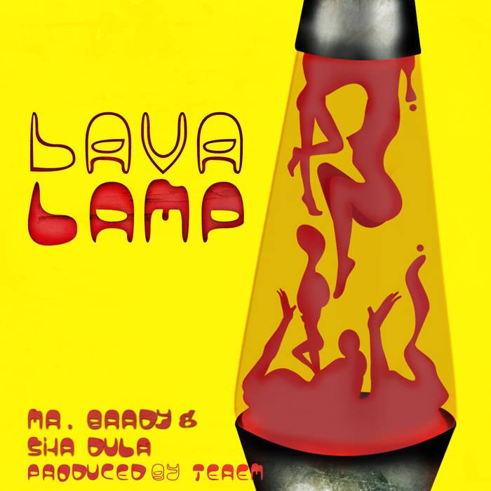 LAVA LAMP cover art