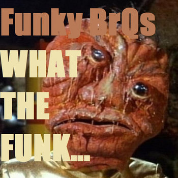 What The Funk? cover art