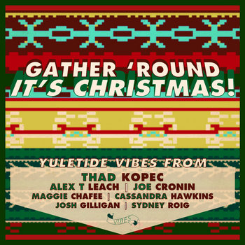 Gather 'Round, It's Christmas! cover art
