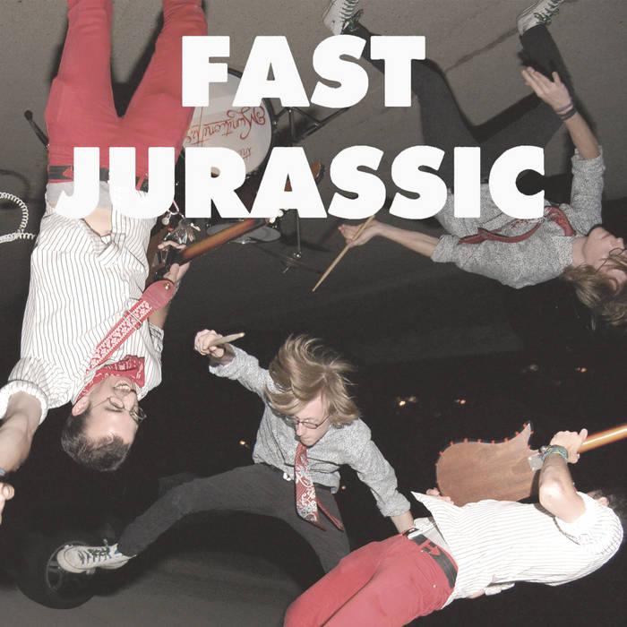 Fast Jurassic cover art