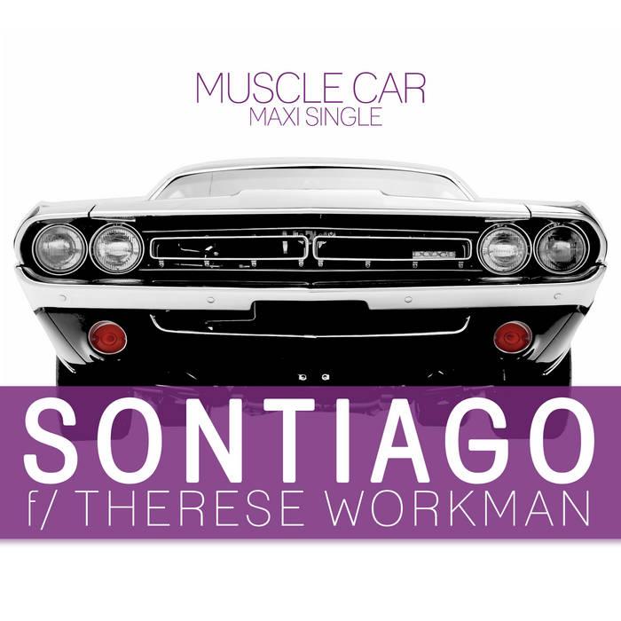 Muscle Car - Maxi Single cover art