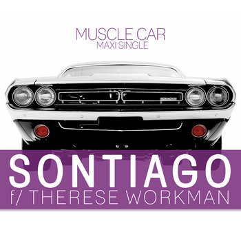 Muscle Car - Maxi Single cover art