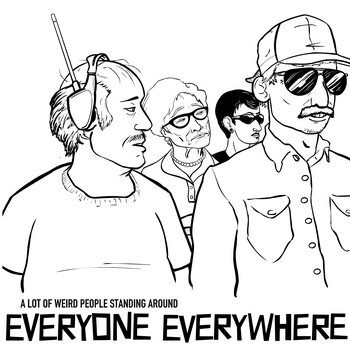 A Lot of Weird People Standing Around cover art