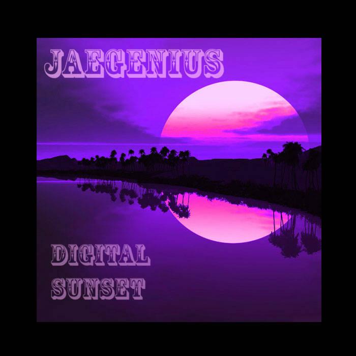 Digital Sunset cover art