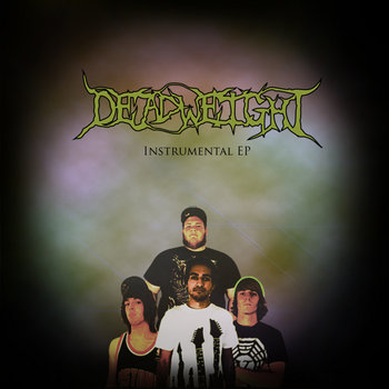 The Deadweight EP (Instrumental) cover art