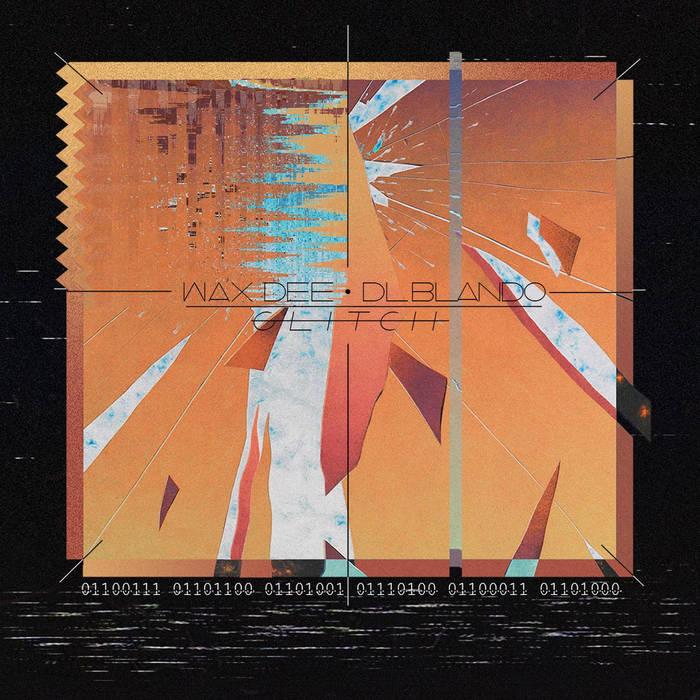 Glitch cover art