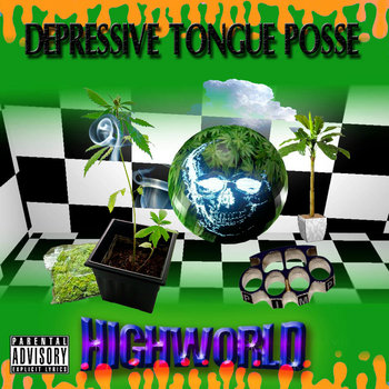 HIGHWORLD cover art