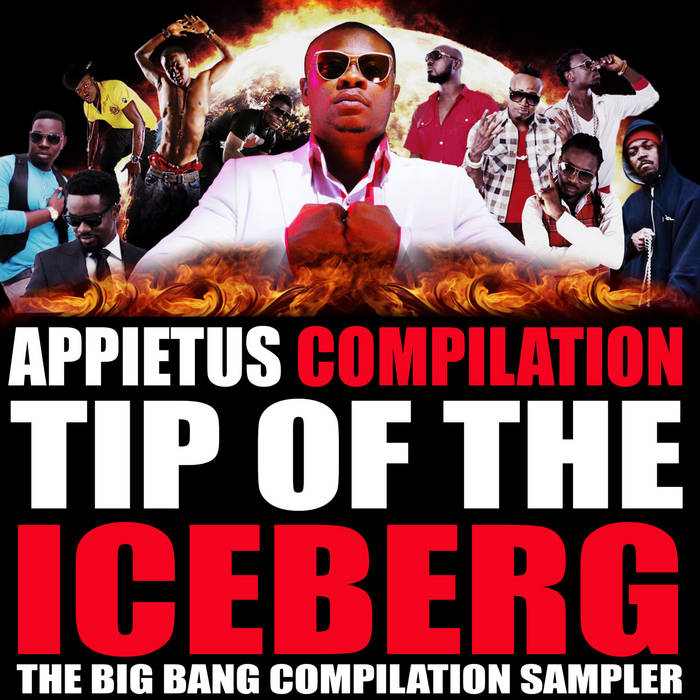 Tip of the Iceberg cover art