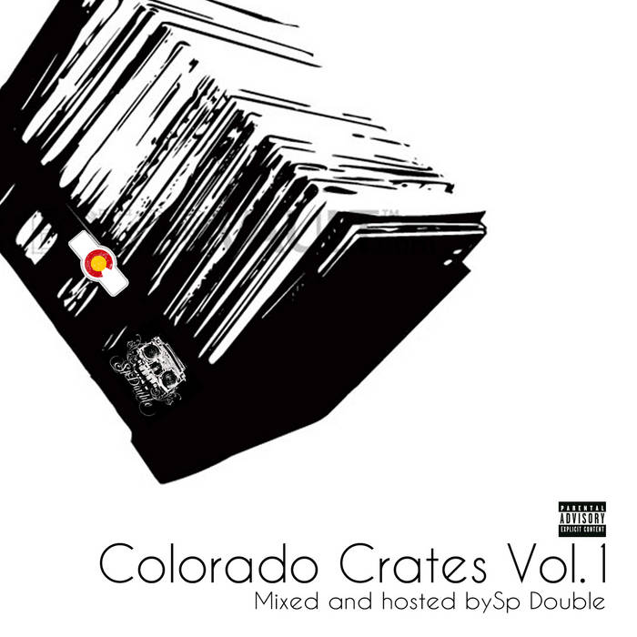 Colorado Crates Vol.1 cover art