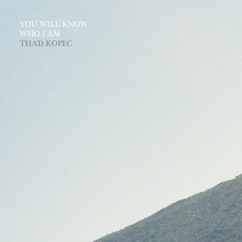 You Will Know Who I Am cover art