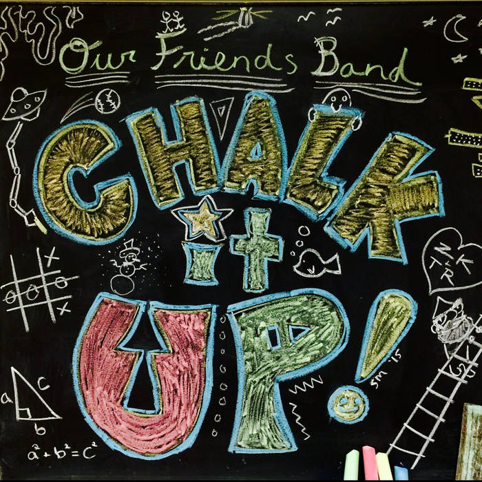 Chalk it Up! cover art