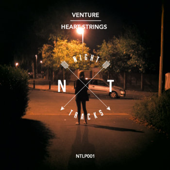 Venture - Heart Strings cover art