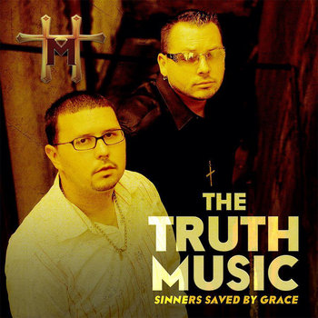 SINNERS SAVED BY GRACE cover art