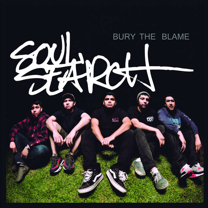 Bury the Blame cover art