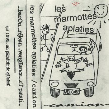 """Camion (version Hi-Fi de """"Truck"""", 1995) cover art"""