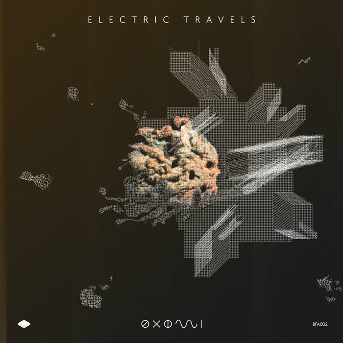 Oxossi - Electric Travels cover art