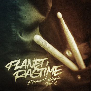 Element Klepta Volume 1 cover art