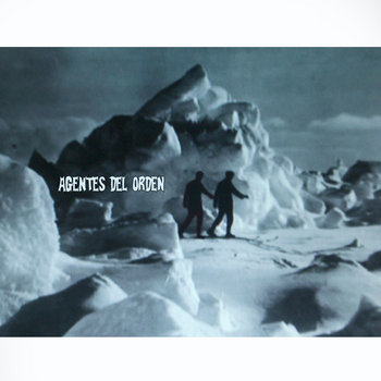 Agentes del orden cover art