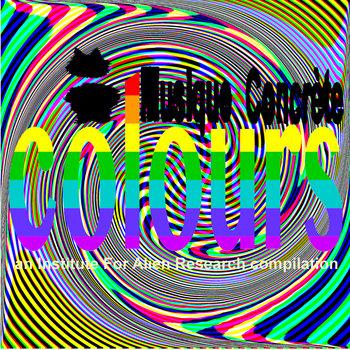 IFAR Musique Concrète Colours compilation cover art